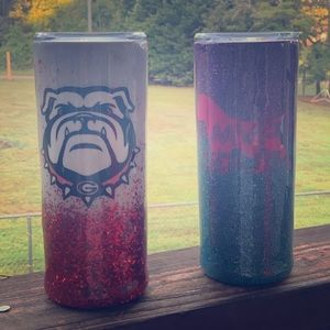 Cups! Any size, color, and decal! Pm for details.